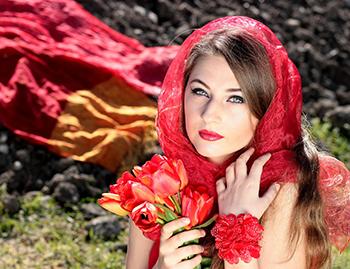 Femeia cu Ascendentul in Varsator