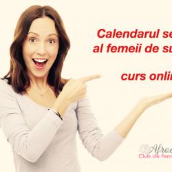 Calendarul secret al femeii de succes